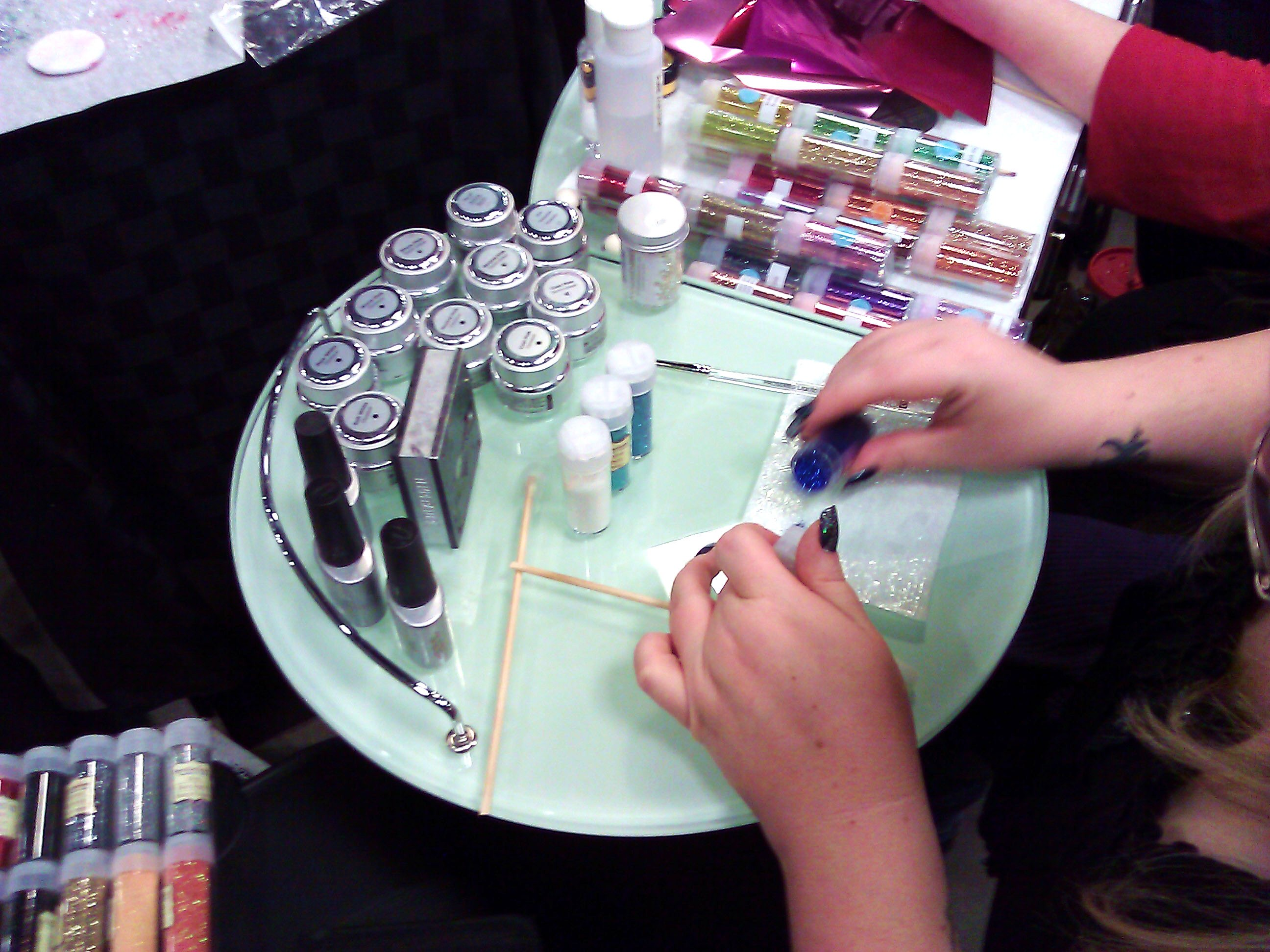 Taksis Boom Industry Source Cnd Nail Art Event 4