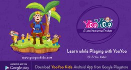 YooYoo Kids App-Future of eLearning for Kids
