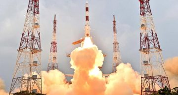 ISRO's record launch PSLV-C34