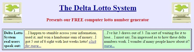 What Is The Delta Lotto System? A Scam Or a Modern Way to Beat the