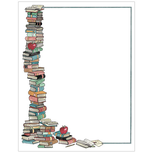 Library By The Books Paper - Your Paper Stop