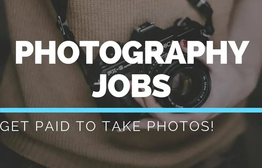 Finding A Job As A Photographer Photography-Jobsnet Review