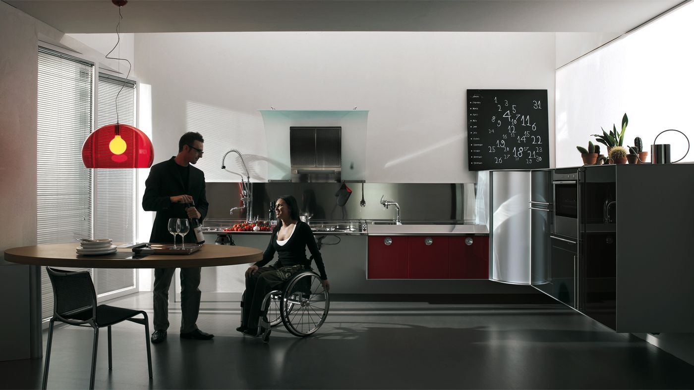 Universal Design Kitchen Cabinets Accessibility Or Wheelchair Kitchen And Bathroom Renovations