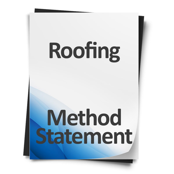 Download Roofing Method Statement Template Document