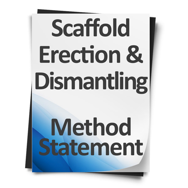 Download Method Statement - Scaffold Erection and Dismantling