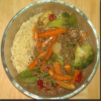 Cheap and Easy Hamburger Stir Fry