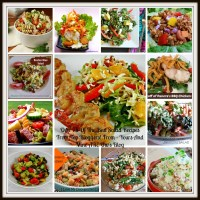 Over 75 Of The Best Salad Recipes From Top Bloggers!
