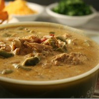 Spicy White Turkey Chili Recipe