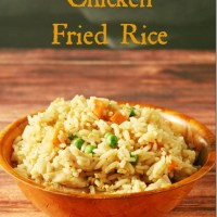 Perfect Chicken Fried Rice