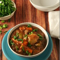 Low Carb Slow Cooker Beef Stew