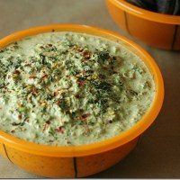 Five Tips For Throwing An Easy Bracket Party and Spicy Cilantro Dip Recipe