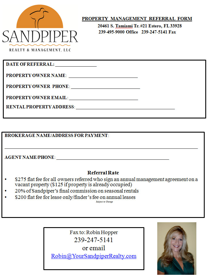 application rental forms