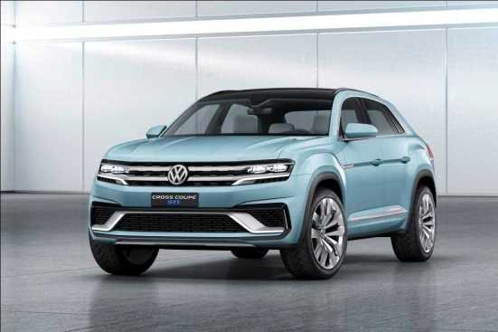 Volkswagen 2016 Cross Coupe GTE