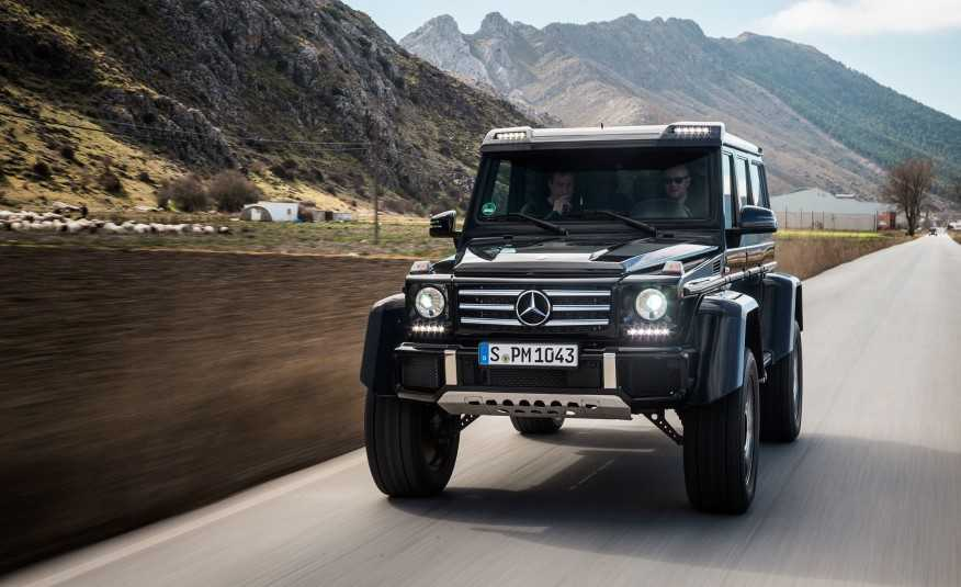 Mercedes benz g class 2016 edition specs and official for Mercedes benz g class used price