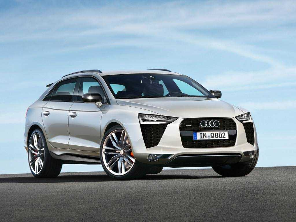 2017 Audi Q6 E Tron Suv Is A Concept Crossover Ready To