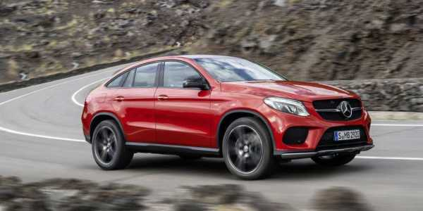 2016 Mercedes Benz GLE 450 AMG 4Matic