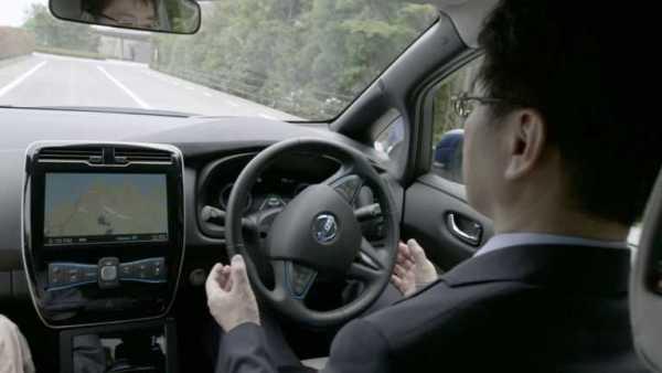 Nissan Propilot Autonomous Tech