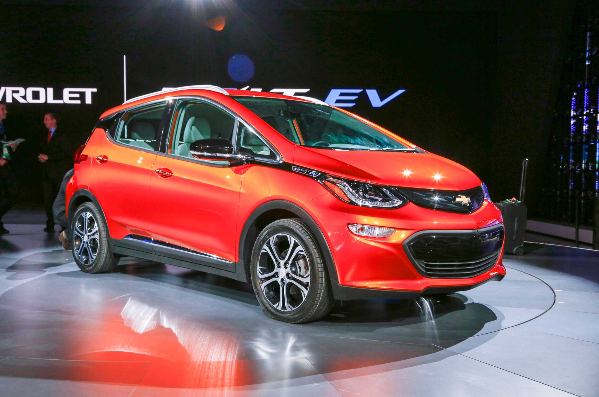 Chevy Bolt EV gets EPA-estimated 238 miles per charge