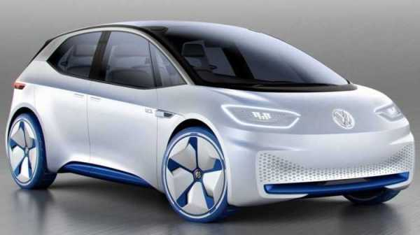 Volkswagen I.D. Electric Car Bandwagon