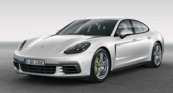 Porsche Four Seat 918