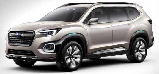 Subaru VIZIV-7 2018
