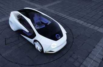 Toyota Concept-i Vehicle