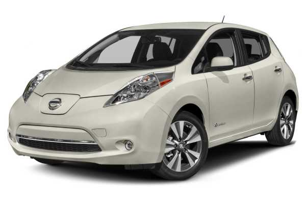 Nissan Autonomous Car