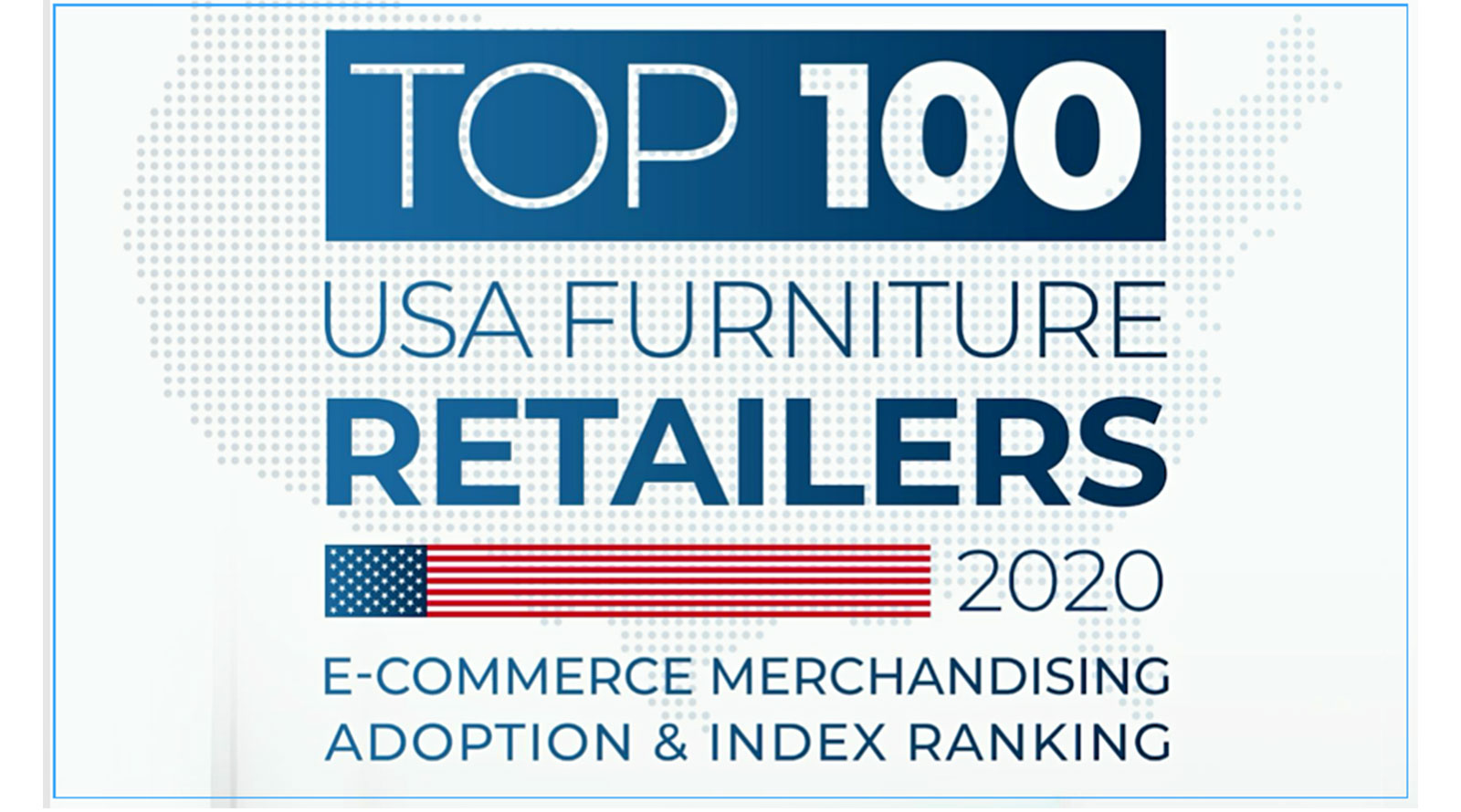 Brandsource Furniture Dealers Make The Grade In Top 100 E Commerce Report Yoursource News