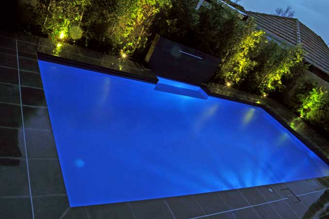 Water Features Design Ideas Outdoor Garden And Pool Lighting Design And Ideas