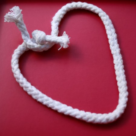 love rope knot