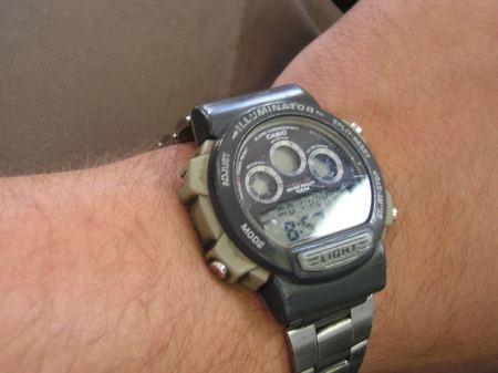 Watch-wrist-hand