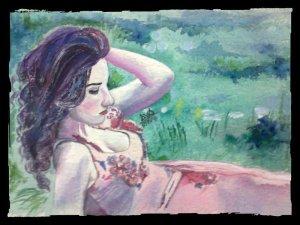 beautiful-sad-girl-pink-gown