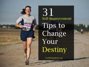 31 Self Improvement Tips para Magbago ng Kapalaran