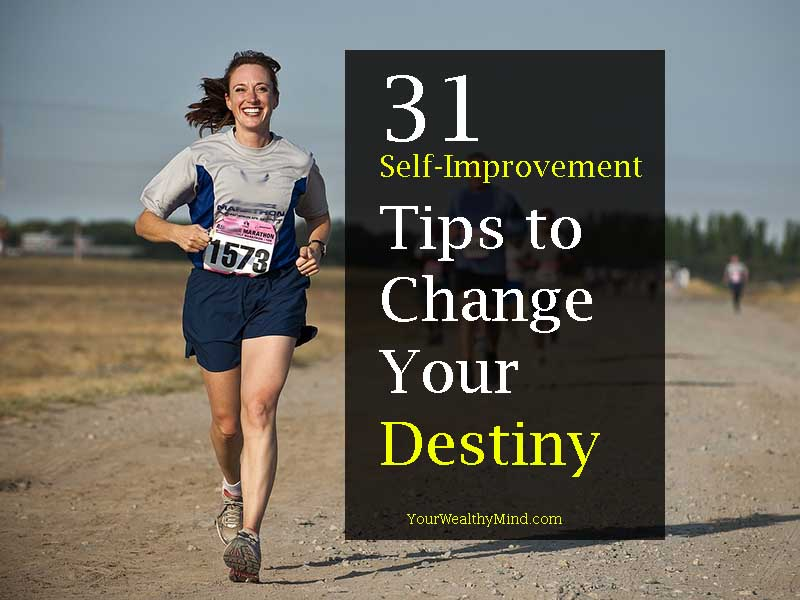 31 Self Improvement Tips para Magbago ng Kapalaran