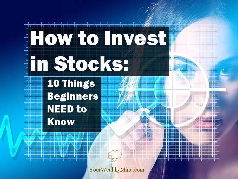 Paano Mag Invest sa Stocks: Sampung Tuntuning Kailangan Matutunan