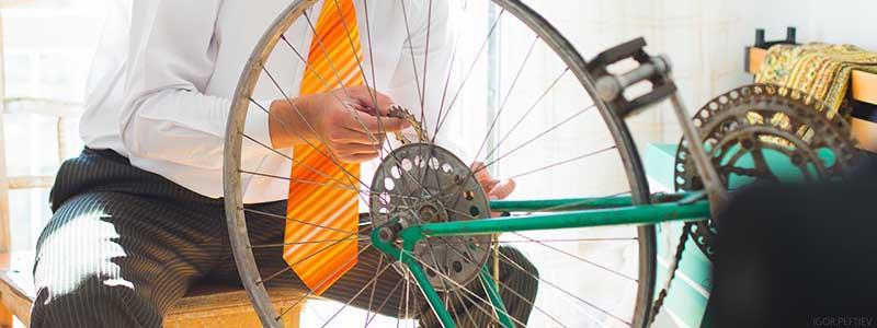 bicycle repair maintenance fix