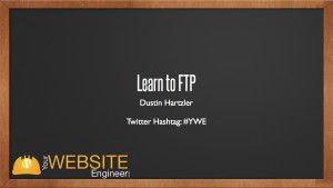 Learn to FTP