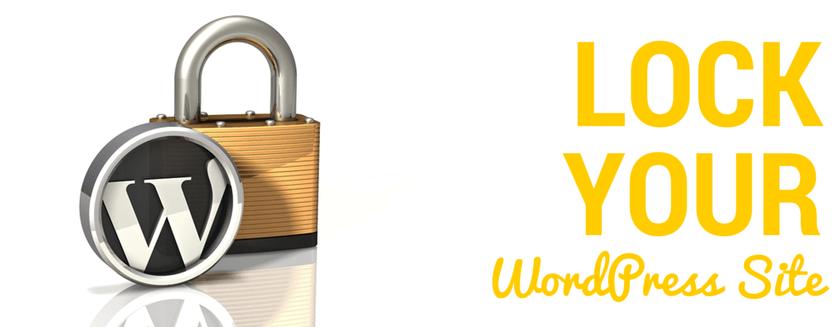 lock-wordpess