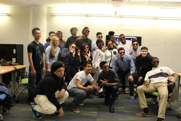YouthHack Philly was a lot of fun :)