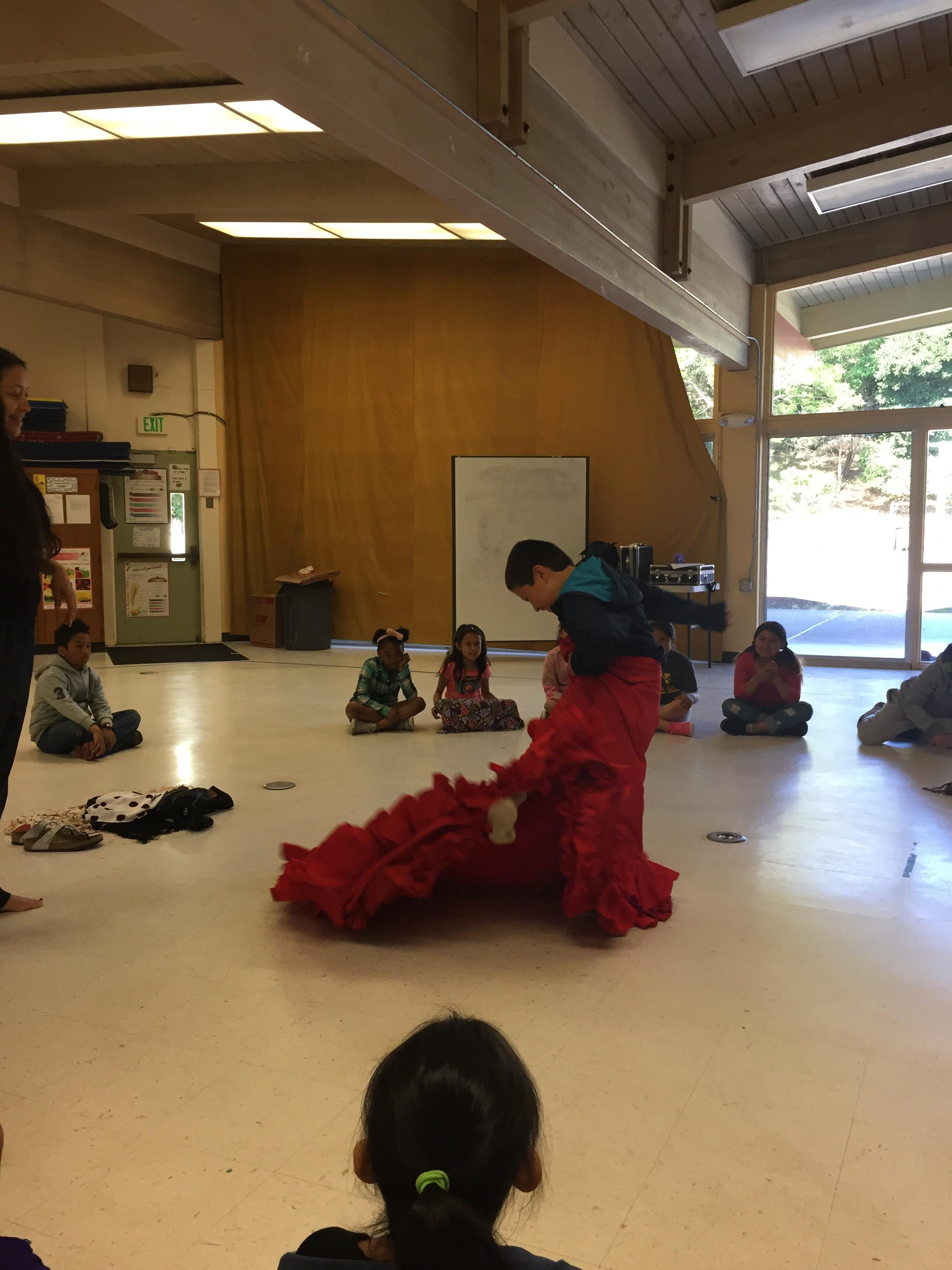 Flamenco Arte Y Ole May 2017 Youth In Arts San Rafael
