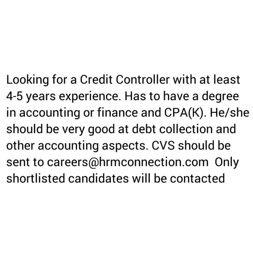 Psc Jobs Finance Officer 27 Posts 2017 Jobs In Kenya Hr Auditor Finance Credit Controller And Sales