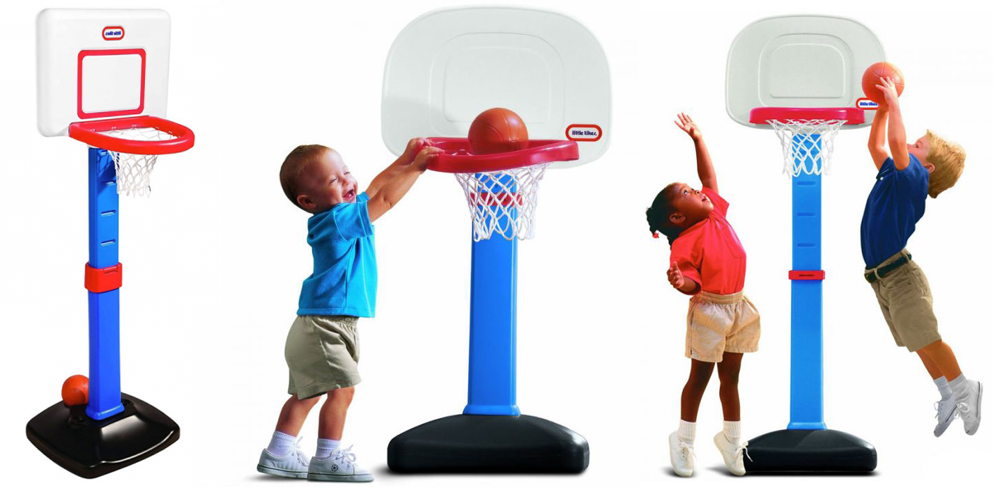 Tappeto Elastico Little Tikes Primo Canestro Basket Per Bimbi By Little Tikes Youtoys It
