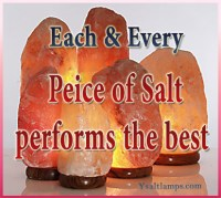 Reaping Full Benefits Bestowed By Himalayan Salt Lamps