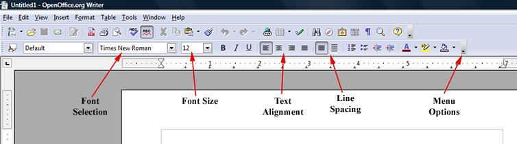 MLA Formatting In Openoffice Org - Mr Butts\u0027s ENGL 1550