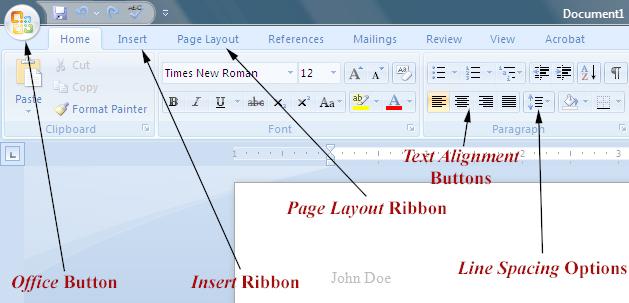 Mla format essay microsoft word 2007 Custom paper Writing Service - Mla Format For Word