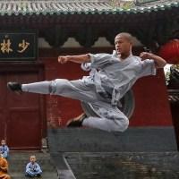 Shaolin kung fu - YouTube