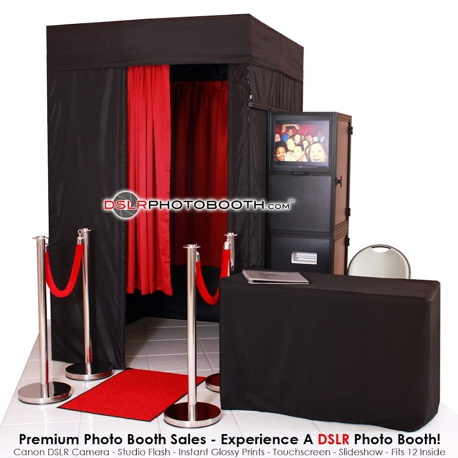 Dslr Photo Booth Youtube