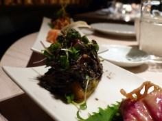 aubergine and fig at Sake no Hana | ytTastes | Yvanne Teo