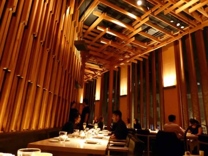 interior at Sake no Hana | ytTastes | Yvanne Teo