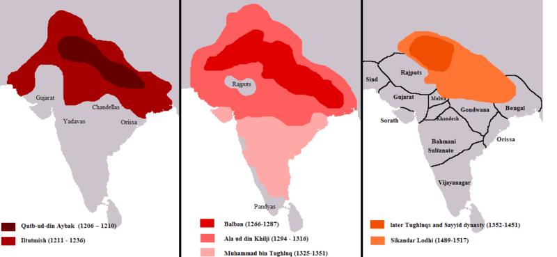 Delhi_History_Map
